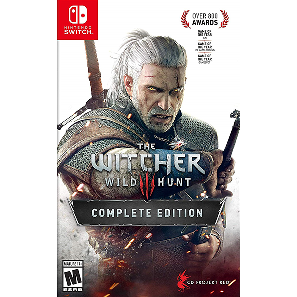 The Witcher 3 Wild Hunt Complete Edition cho máy Nintendo Switch