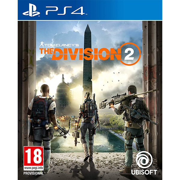 Tom Clancy's The Division 2 cho máy PS4