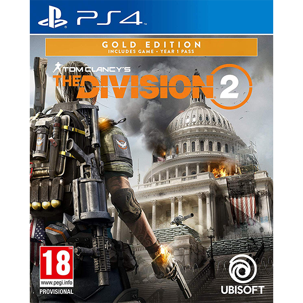 Tom Clancy's The Division 2 Gold Edition cho máy PS4