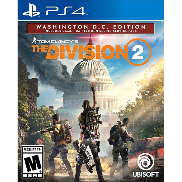 Tom Clancy's The Division 2 Washington D.C. Edition cho máy PS4