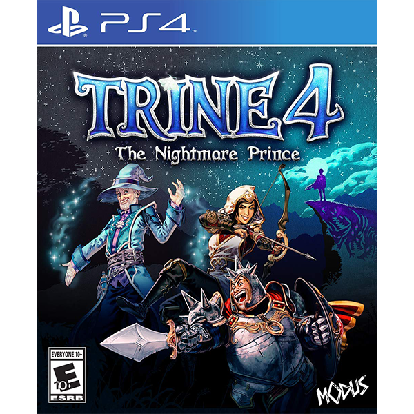 Trine 4 The Nightmare Prince cho máy PS4
