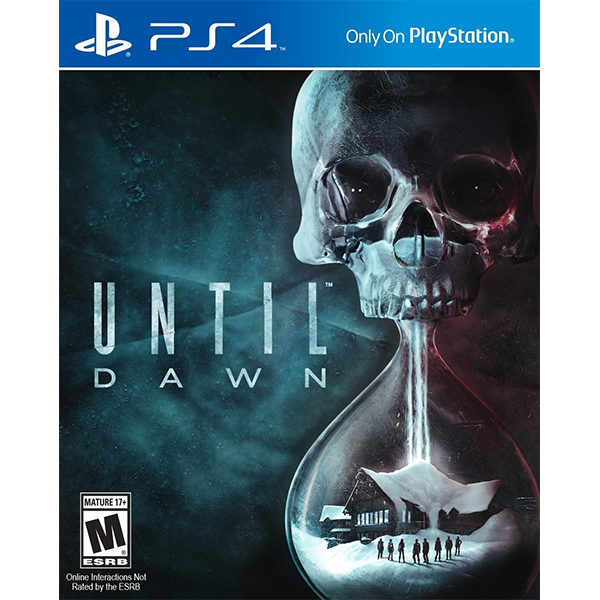 Until Dawn cho máy PS4