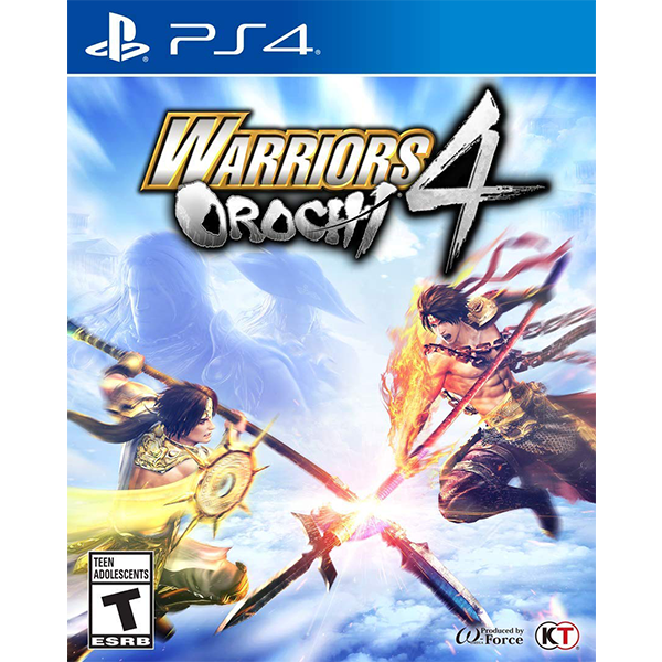 Warriors Orochi 4 cho máy PS4