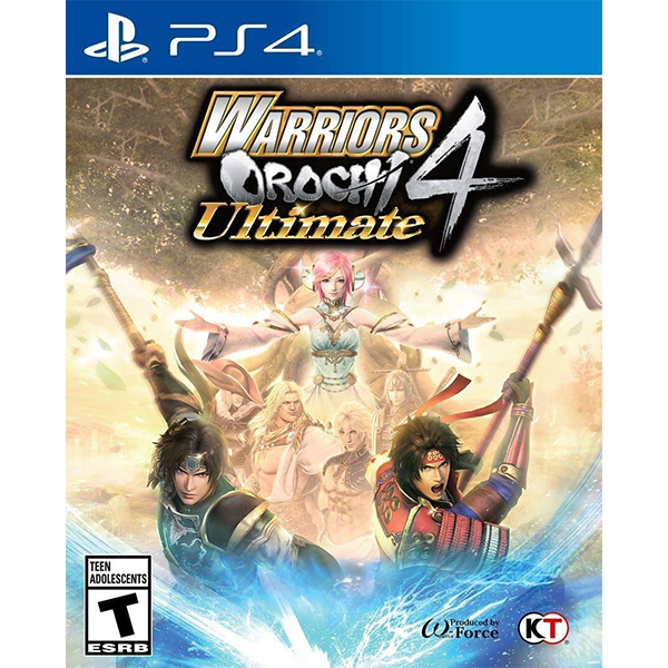 Warriors Orochi 4 Ultimate cho máy PS4