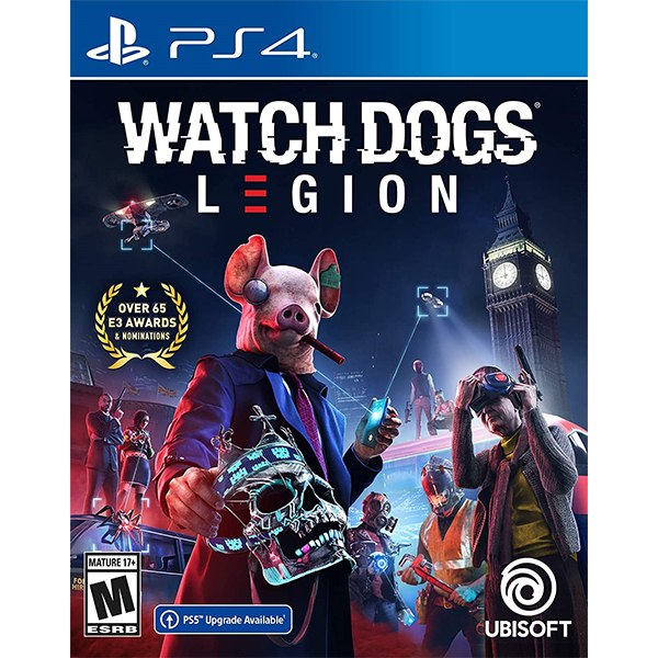 Watch Dogs Legion cho máy PS4