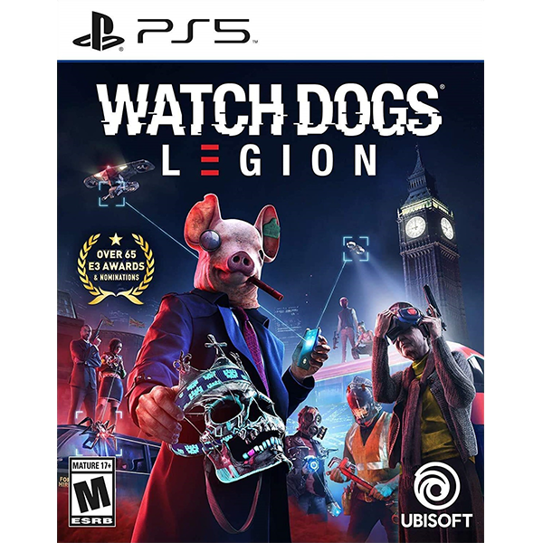 Watch Dogs Legion cho máy PS5