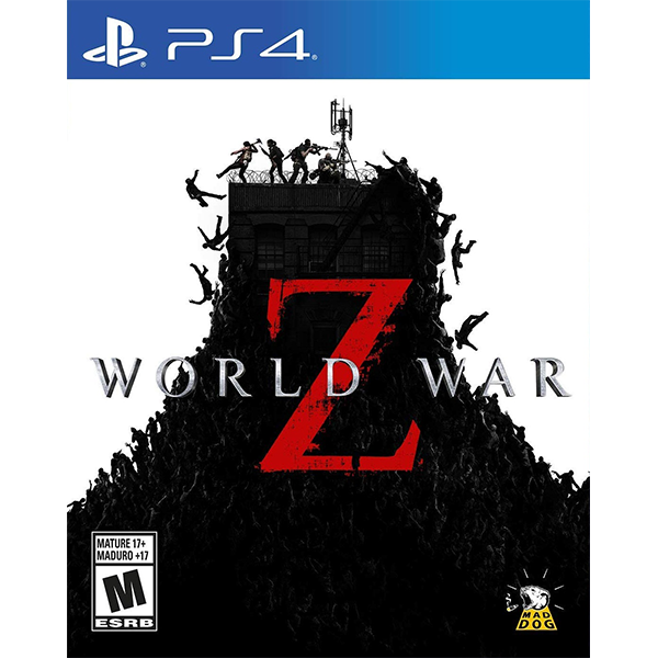 World War Z cho máy PS4