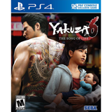 PS4 Yakuza 6 The Song Of Life Essence Of Art Edition