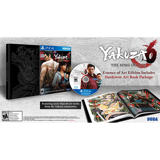 Yakuza 6 The Song Of Life Essence Of Art Edition cho máy PS4