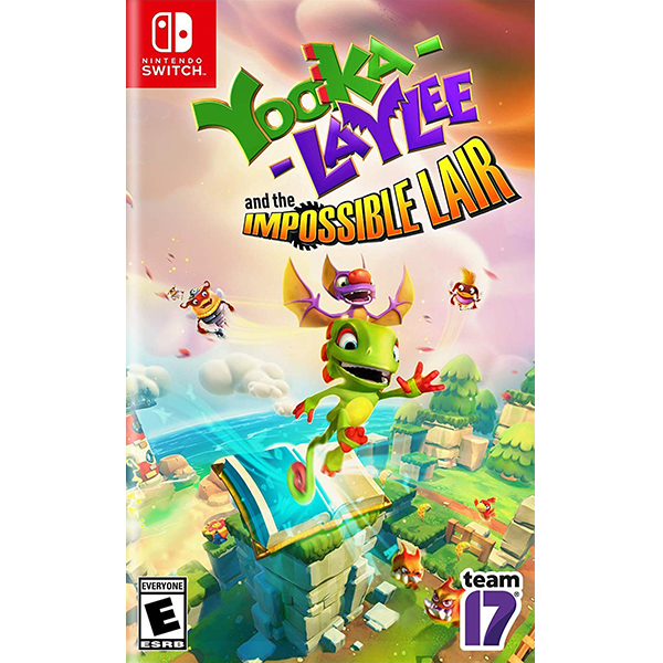 Yooka-Laylee The Impossible Lair cho máy Nintendo Switch