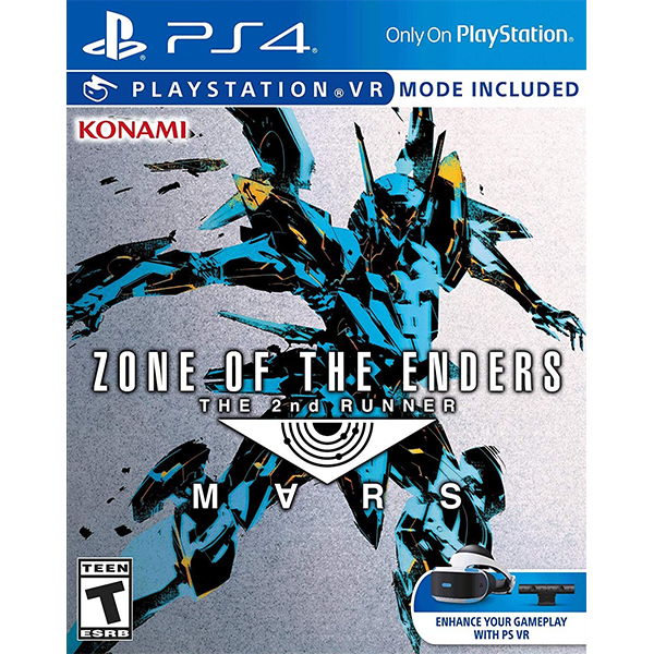 Zone Of The Enders The 2nd Runner cho máy PS4