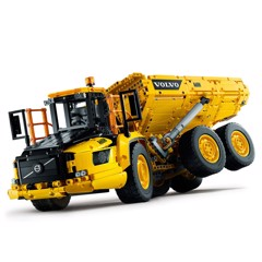 Lego Technic 6x6 Volvo Articulated Hauler (42114)