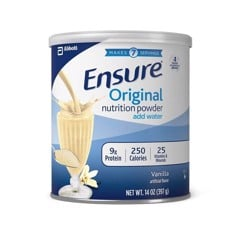 Sữa bột Ensure Original Nutrition Powder Mỹ - 397g