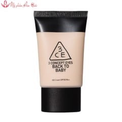 BB CREAM 3CE BACK TO BABY