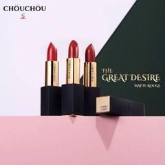 Son Chouchou The Great Desire Matte Rouge