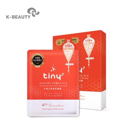 Mặt nạ TINY Whitening Care Mask