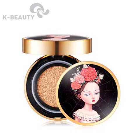 Phấn nước dành cho da dầu Beauty People Absolute Lofty Girl Cushion Foundation
