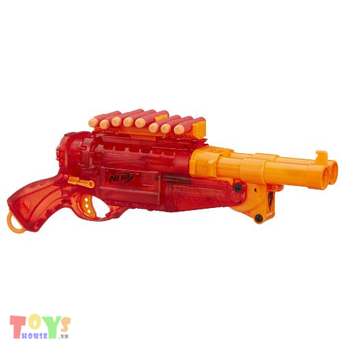 Súng Nerf 2 nòng N-Strike Elite Sonic Fire Barrel Break IX-2 Blaster