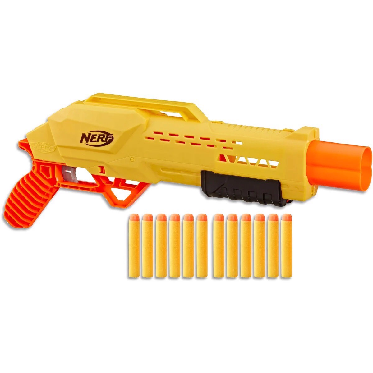 Súng Shotgun Nerf Alpha Strike Tiger Db2