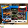 Xe Hot Wheels Hộp 10 Chiếc