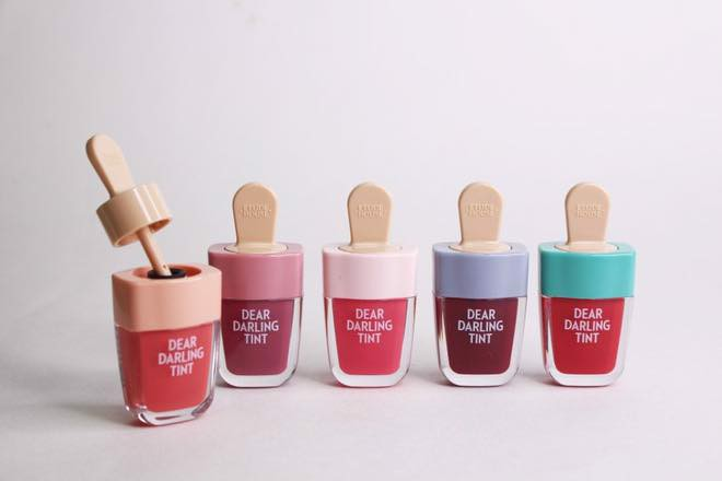 Son Que Kem Etude House Dear Darling Water Gel Tint