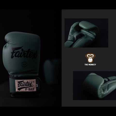 Găng tay Fairtex F-day