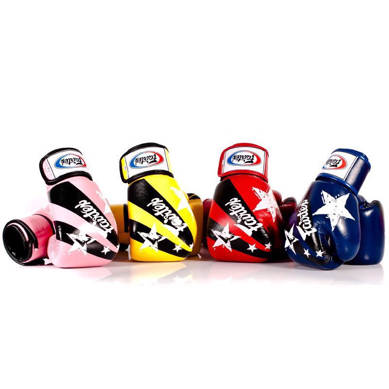 Găng tay Fairtex Nation