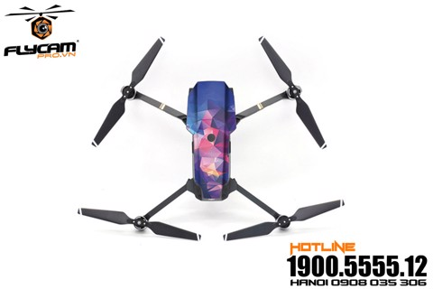 pgytech mavic pro skins (colorful world)