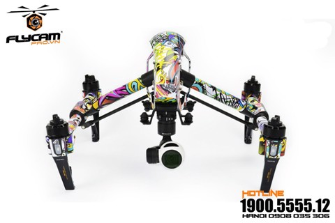 skin decal cho inspire 1 mẫu pgy-is1-ca6