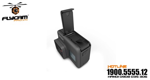 pin sạc cho gopro hero 5 / hero 6 black