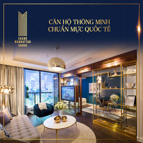 Dự Án The Grand Manhattan Quận 1 Novaland