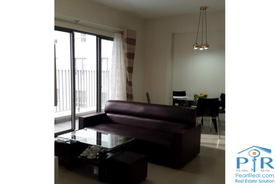 Masteri Thao Dien apartment for sale with 2 bedrooms, price 3 billions VND