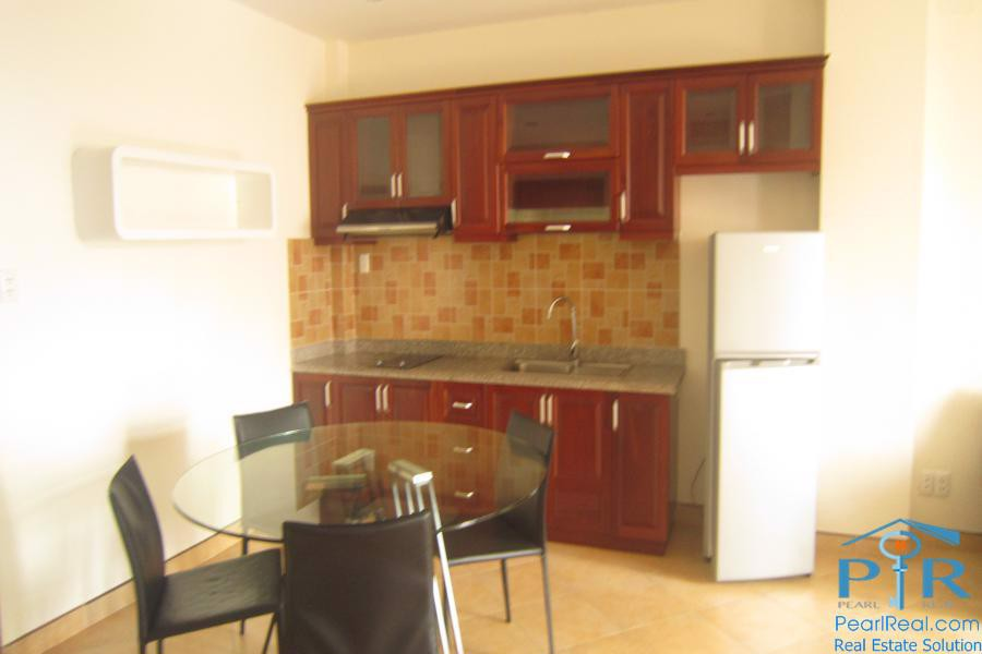 Spacious apartment with 2 bedroom in Phu Nhuan District