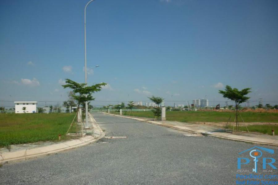 Land for sale Hoang Kim Resident Area, dist 9, Ho Chi Minh city