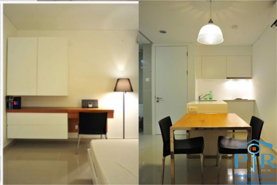 Contemporary Serviced Studio For Rent In District 1, HCMC
