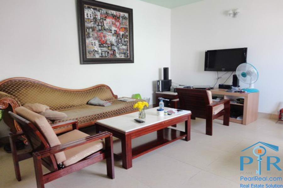 Apartment with 2 bedrooms for rent in district 4, Ho Chi Minh city