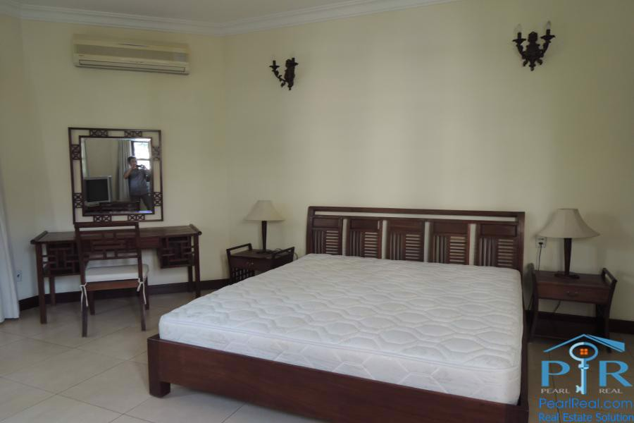 Villa for sale in corner of street, in Thao Dien ward, district 2, Ho Chi Minh