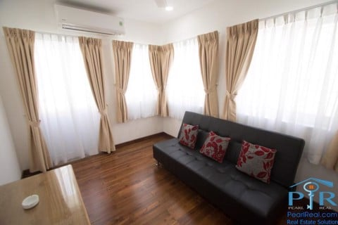 Serviced apartment building for sale near AB Tower, Ho Chi Minh city