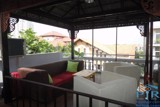 Beautiful serviced apartment building in Thao Dien district 2