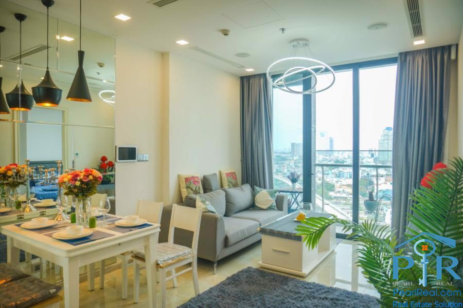 Vinhomes Golden River Apartment For Sale – Fully Elegant Furniture