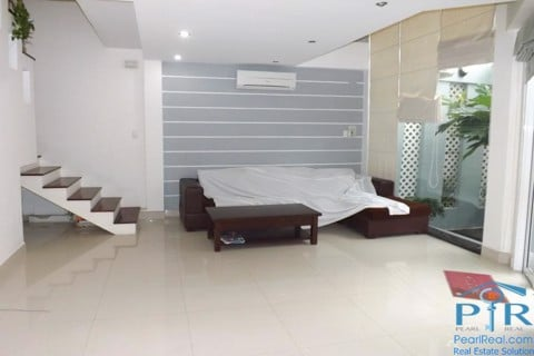 Town house for sale in Thao Dien ward, district 2, Ho Chi Minh city