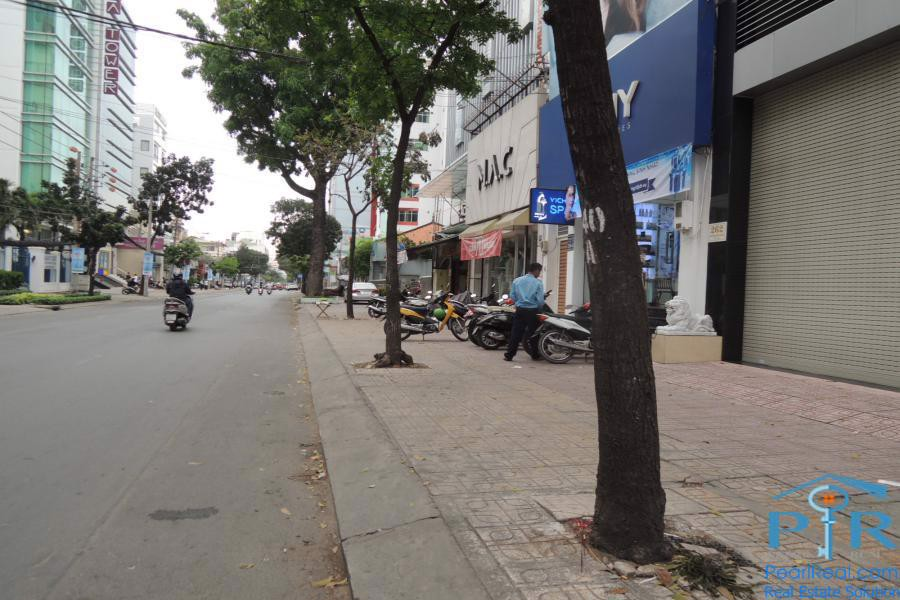 Office building for sale in façade of Nguyen Dinh Chieu street, district 3, HCMC