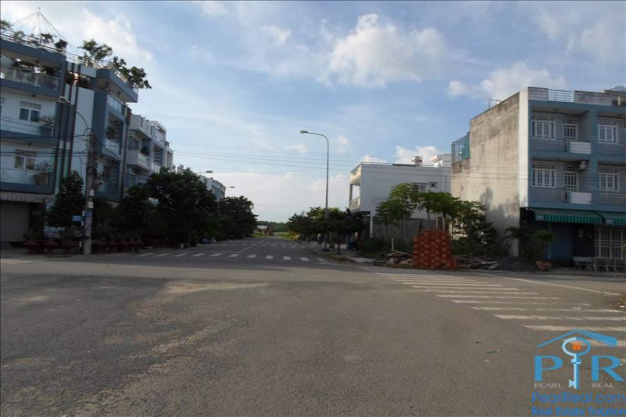 Land for sale Gia Phu Resident Area, Binh Chanh, Ho Chi Minh city