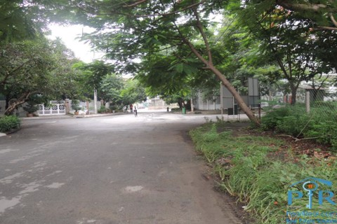 Land in good location in Thao Dien ward, dist 2, HCMC