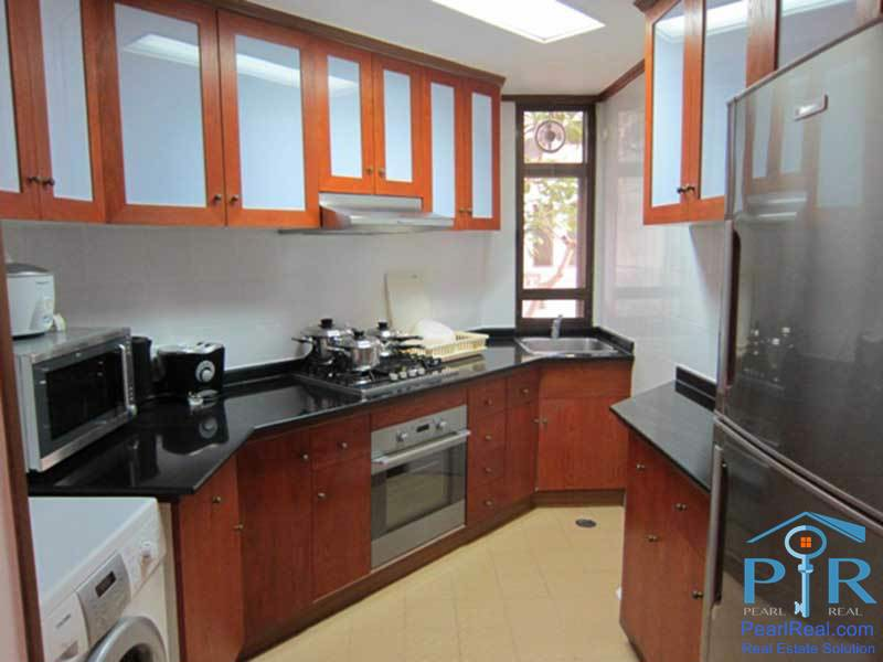 Riverside serviced apartment for rent in Thao Dien Ward, HCMC