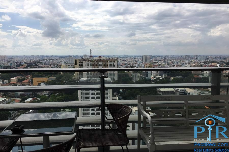 Beautiful Sailing Tower Apartment Ror Rent In District 1, HCMC