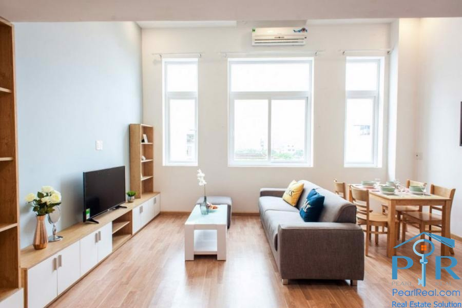 Duplex for rent in district 4, Ho Chi Minh