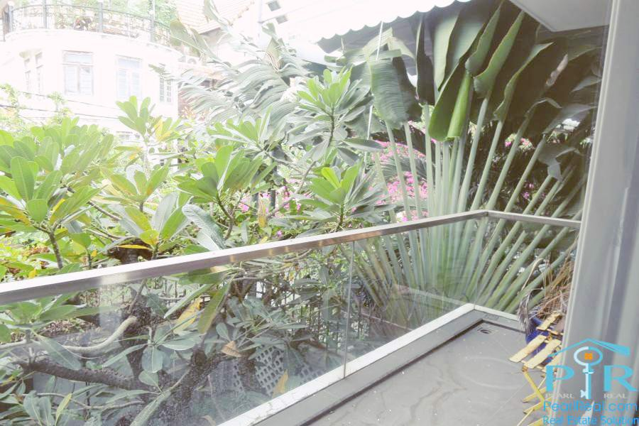 Modern villa for rent in Thao Dien ward, district 2, Ho Chi Minh City