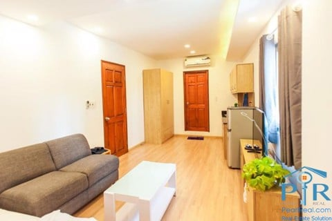 Nice studio for lease in district 4, Ho Chi Minh