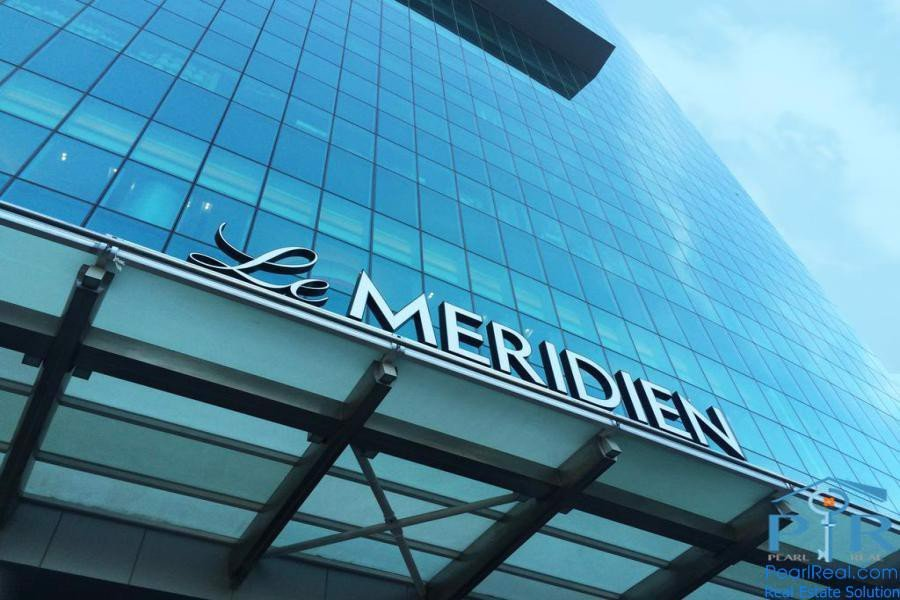 Le Meridien Saigon grade A office for rent in district 1, Ho Chi Minh city